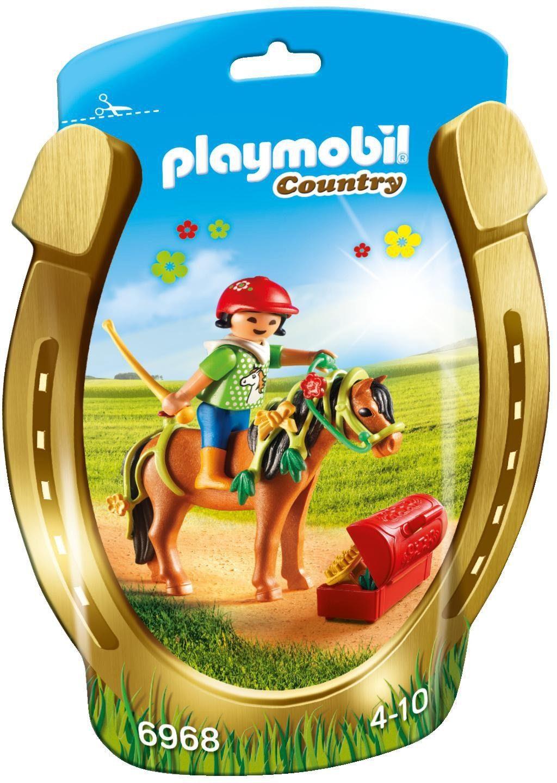 Playmobil® Schmück-Pony Blümchen (6968), »Country«