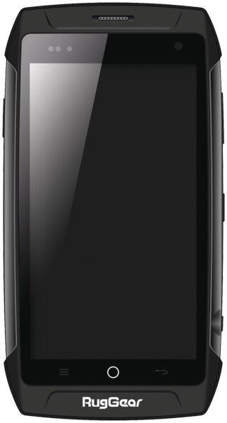 RugGear Robustes, wasserdichtes Outdoor-Smartphone »RG730«