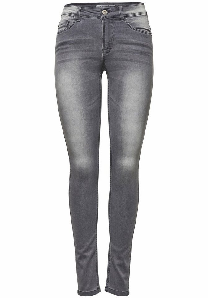 Only 5-Pocket-Jeans »Ultimate« in grau