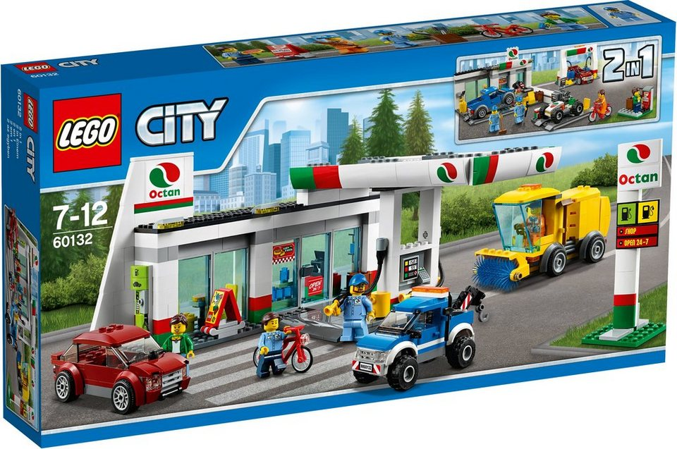 LEGO®, Tankstelle (60132), »LEGO® City«