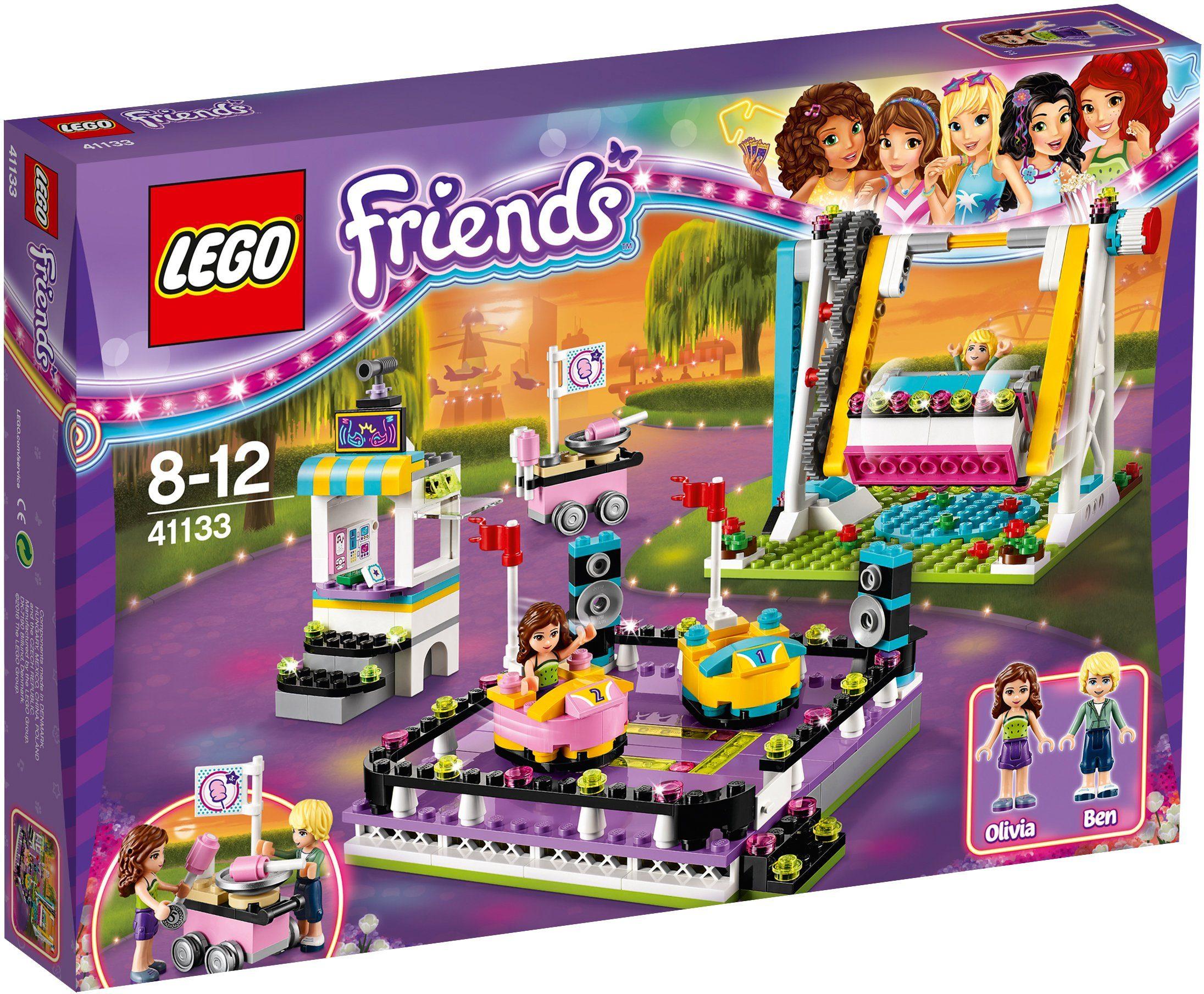 LEGO®, Autoscooter im Freizeitpark (41133), »LEGO® Friends«