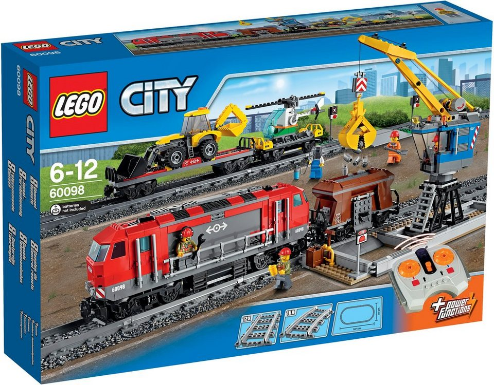 LEGO® Schwerlastzug (60098), »LEGO® City«