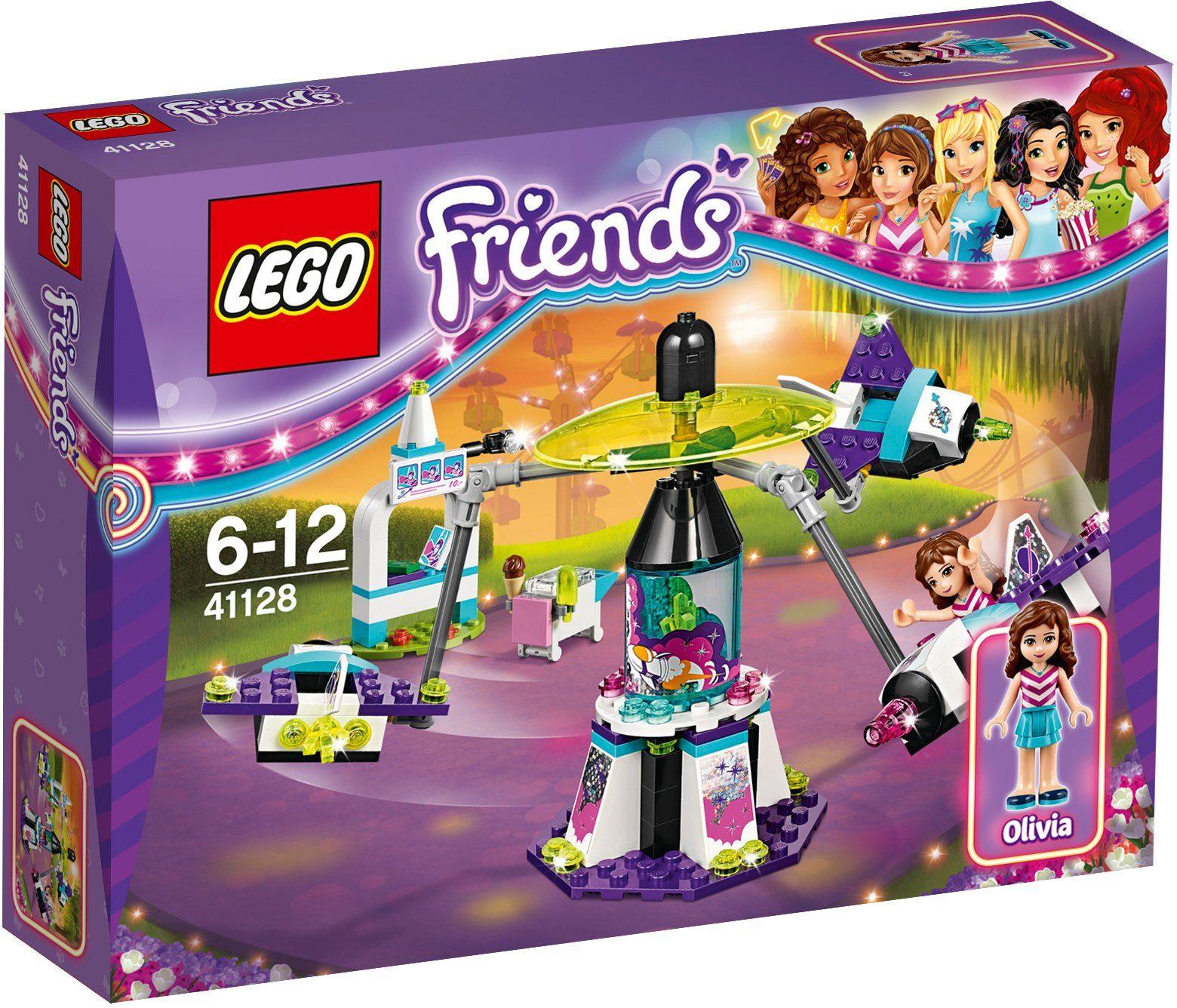 LEGO®, Raketen Karussell (41128), »LEGO® Friends«