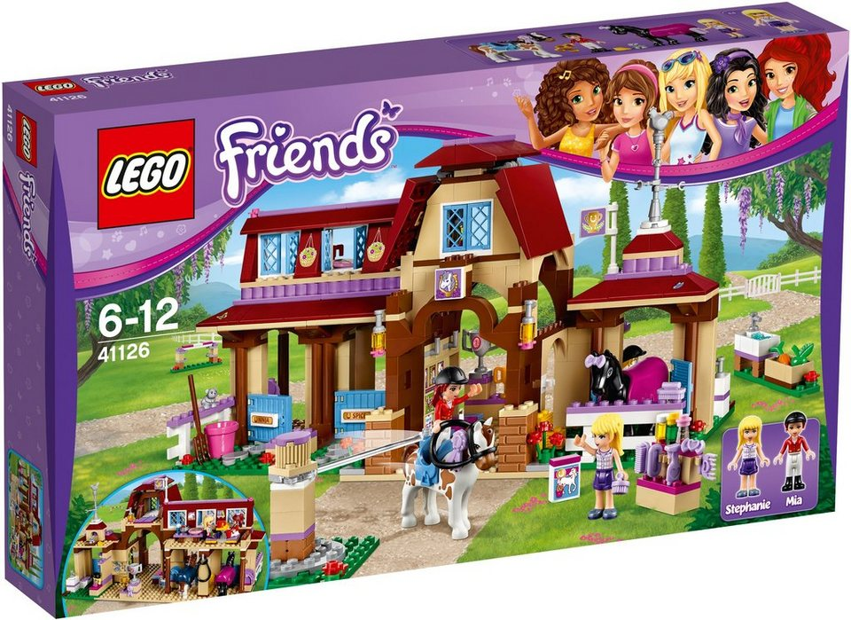 LEGO® Heartlake Reiterhof (41126), »LEGO® Friends«