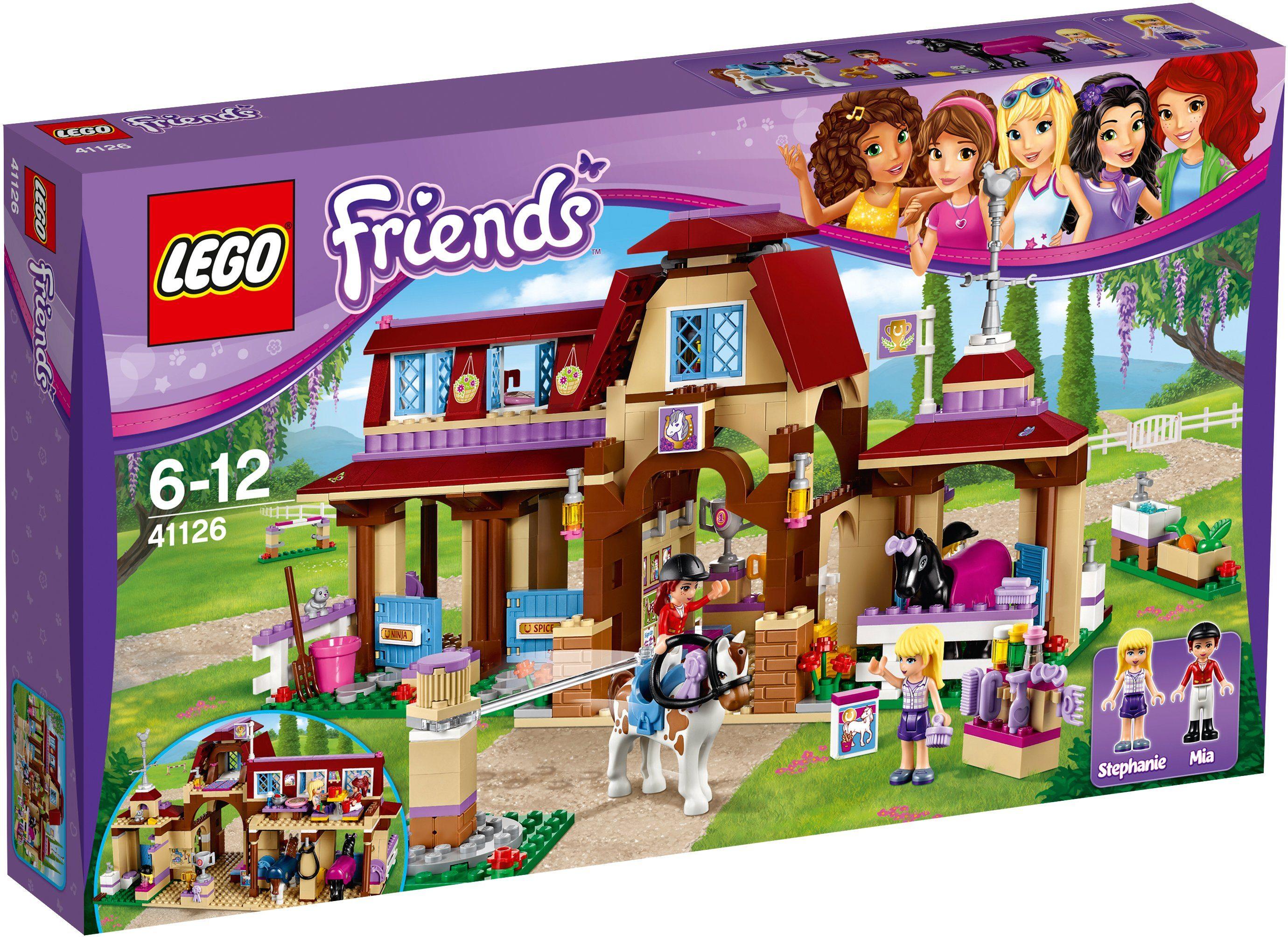 LEGO®, Heartlake Reiterhof (41126), »LEGO® Friends«