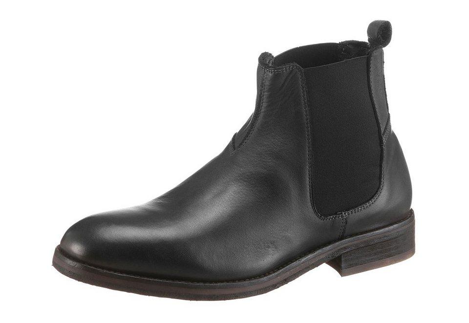 Hudson »Nesham« Chelseaboots in schwarz