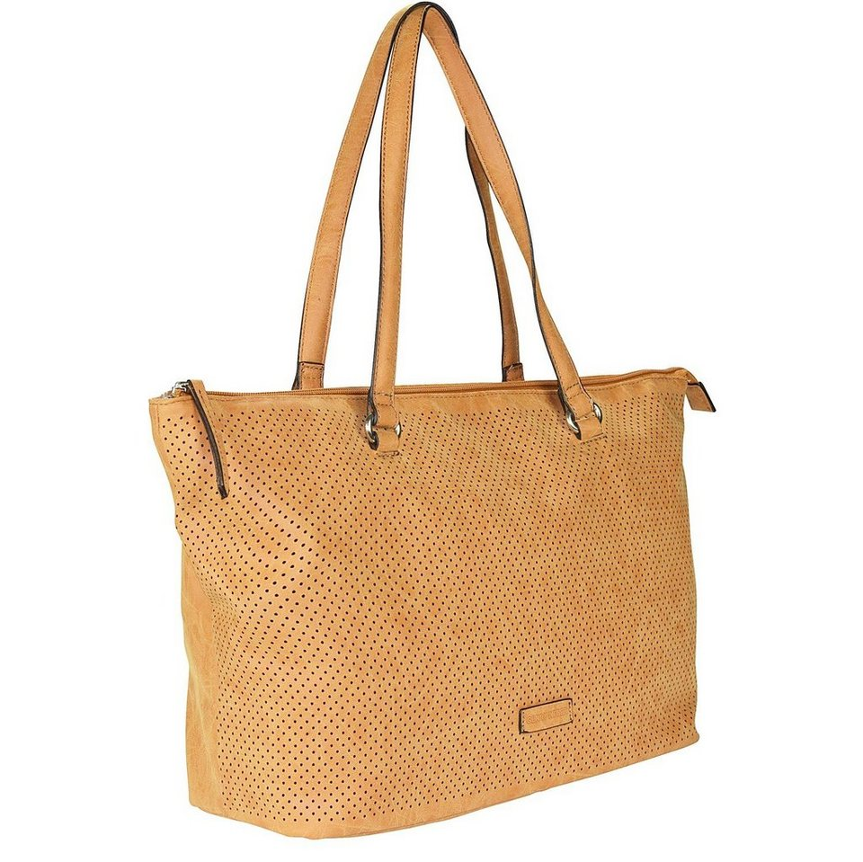 Gerry Weber Team Spirit Shopper Tasche 36 cm in light orange
