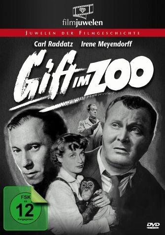 DVD »Gift im Zoo«