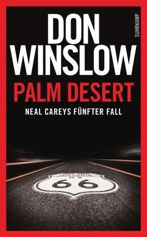 Broschiertes Buch »Palm Desert / Neal Carey Bd.5«