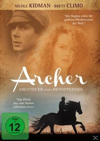 DVD »Archer - Die Abenteuer eines Rennpferdes«