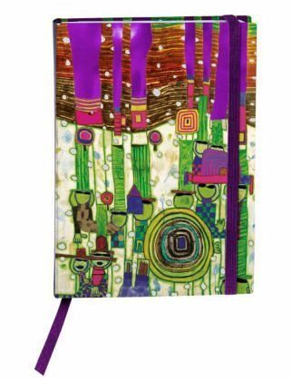 Gebundenes Buch »Hundertwasser Agenda 2017 (Imagine Tomorrow's...«