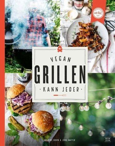 Gebundenes Buch »Vegan grillen kann jeder«