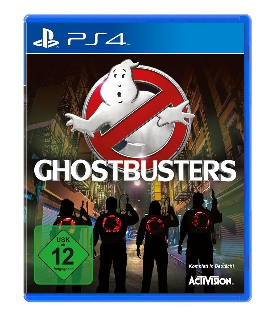Activision Playstation 4 - Spiel »Ghostbusters«