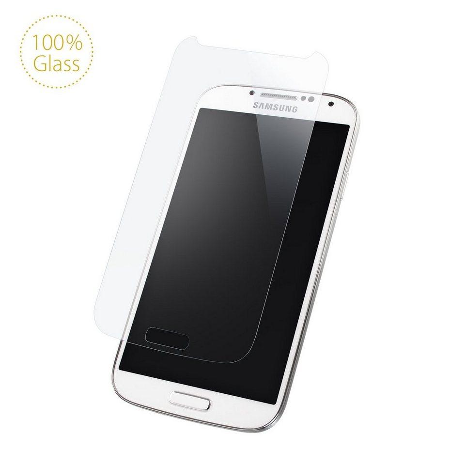 Artwizz Sicherer Displayschutz aus gehärtetem Glas »2nd Display für Samsung Galaxy S4« in Klar