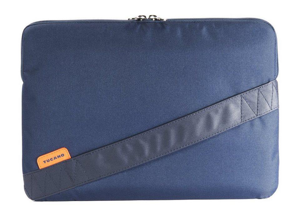 Tucano Laptophülle mit Griffband für 13 Zoll-Notebooks »Bisi 13« in Blau
