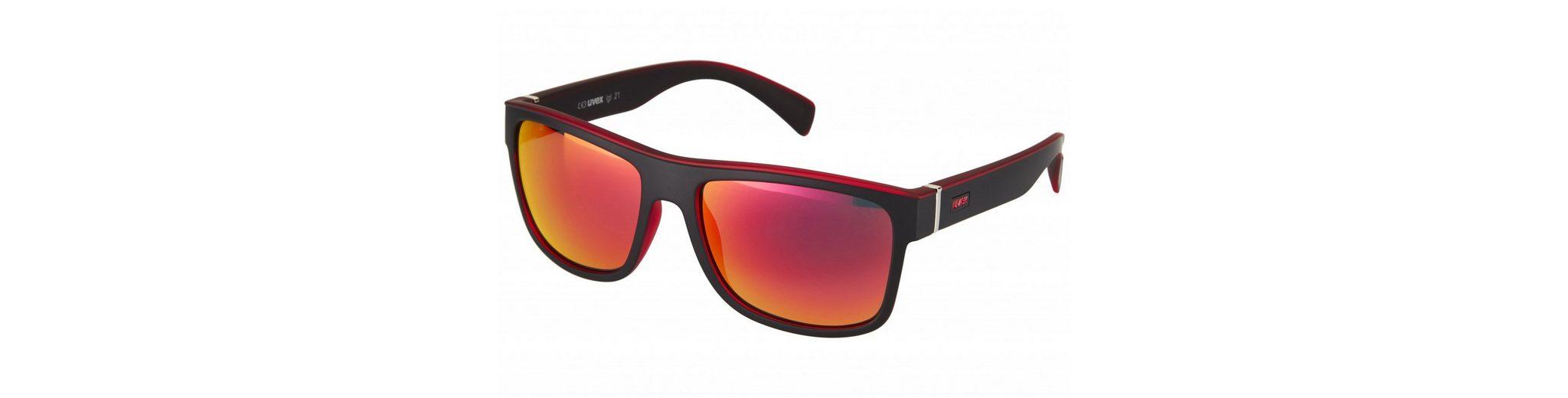 UVEX Radsportbrille »lgl 21 Brille«