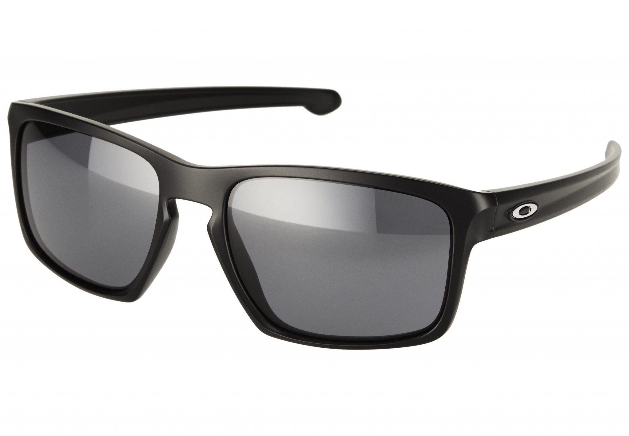 Oakley Sportbrille »Sliver«, weiß, transparent