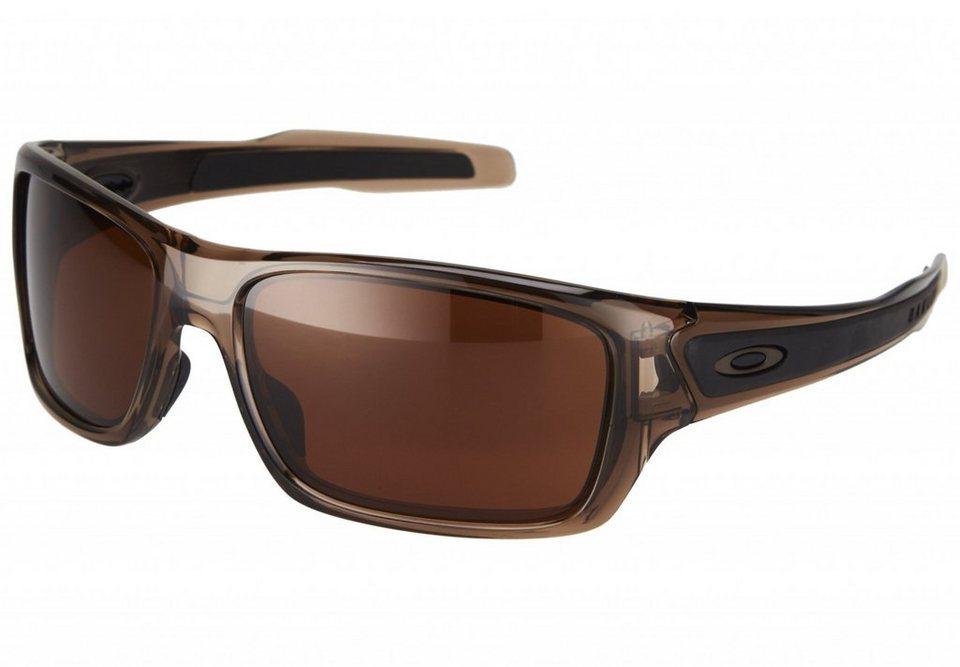 Oakley Radsportbrille »Turbine« in braun