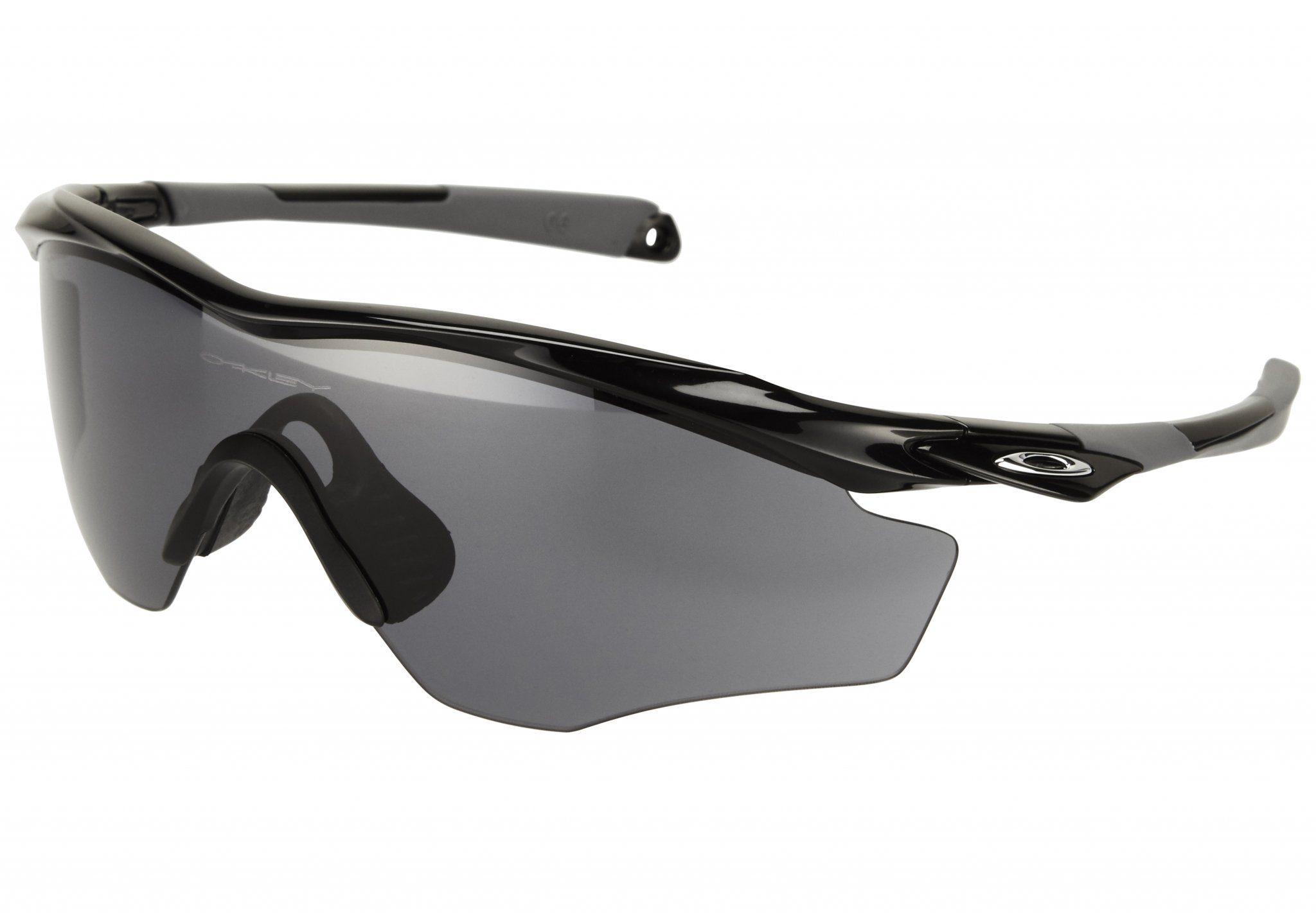 Oakley Sportbrille »M2 Frame XL«, schwarz, schwarz