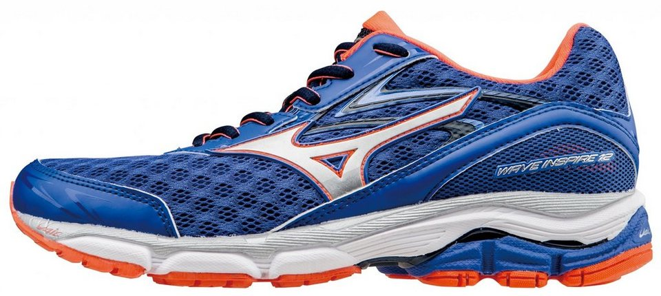 Mizuno Runningschuh »Wave Inspire 12 Running Shoes Women« in blau