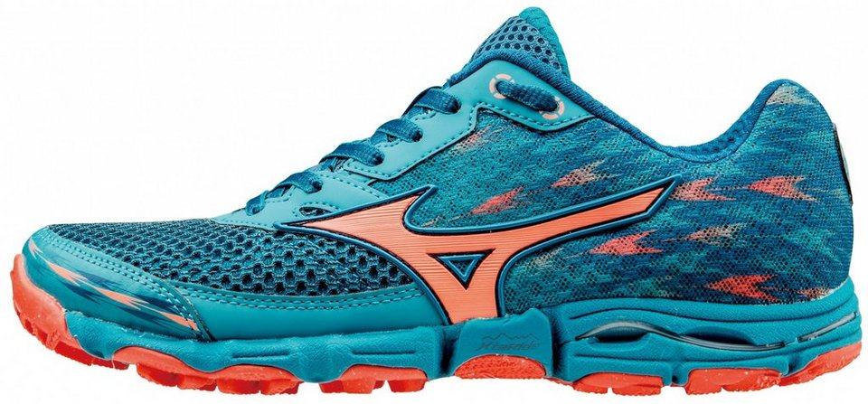 Mizuno Runningschuh »Wave Hayate 2 Running Shoes Women« in petrol