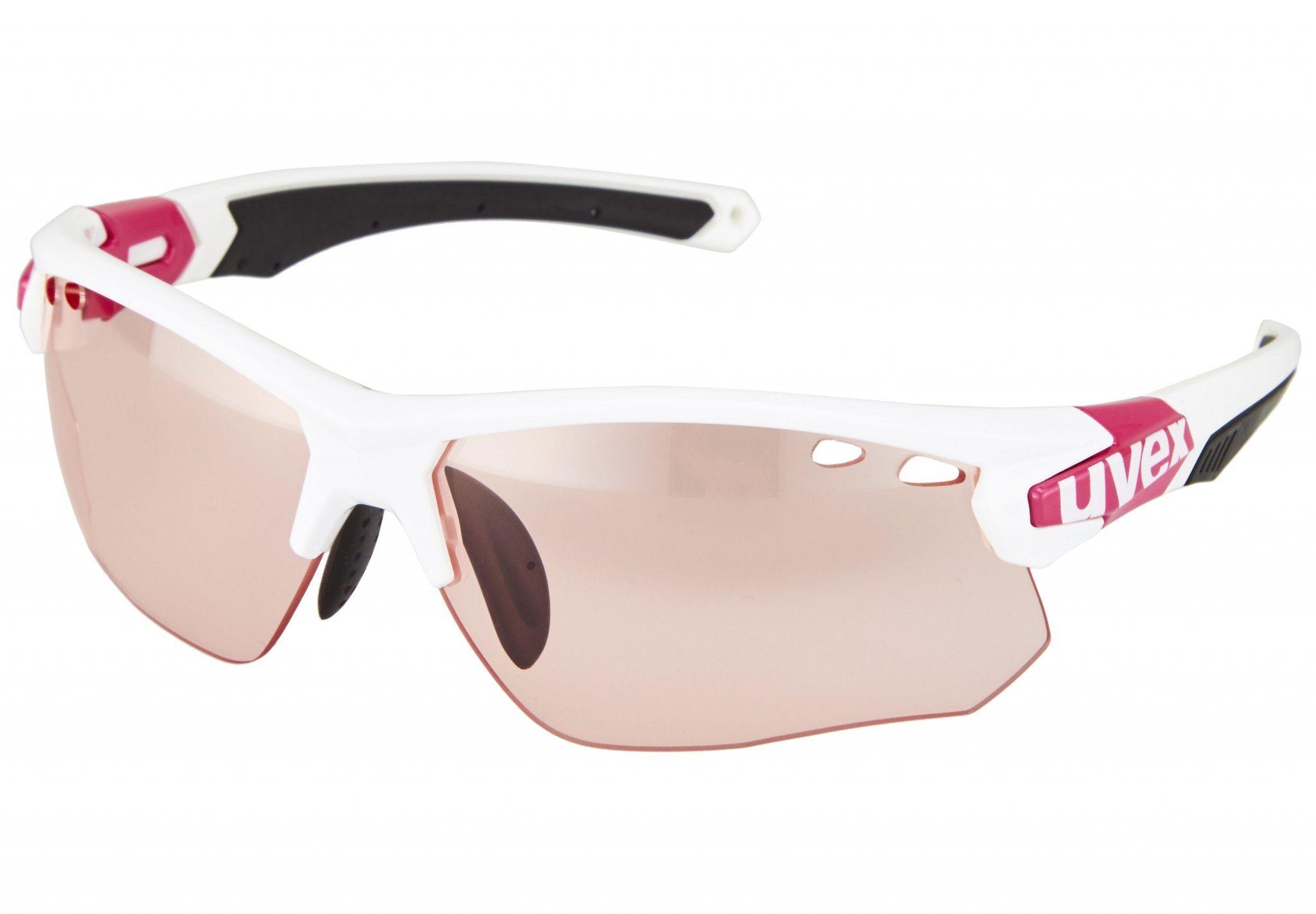 UVEX Radsportbrille »sportstyle 109 vario Brille«
