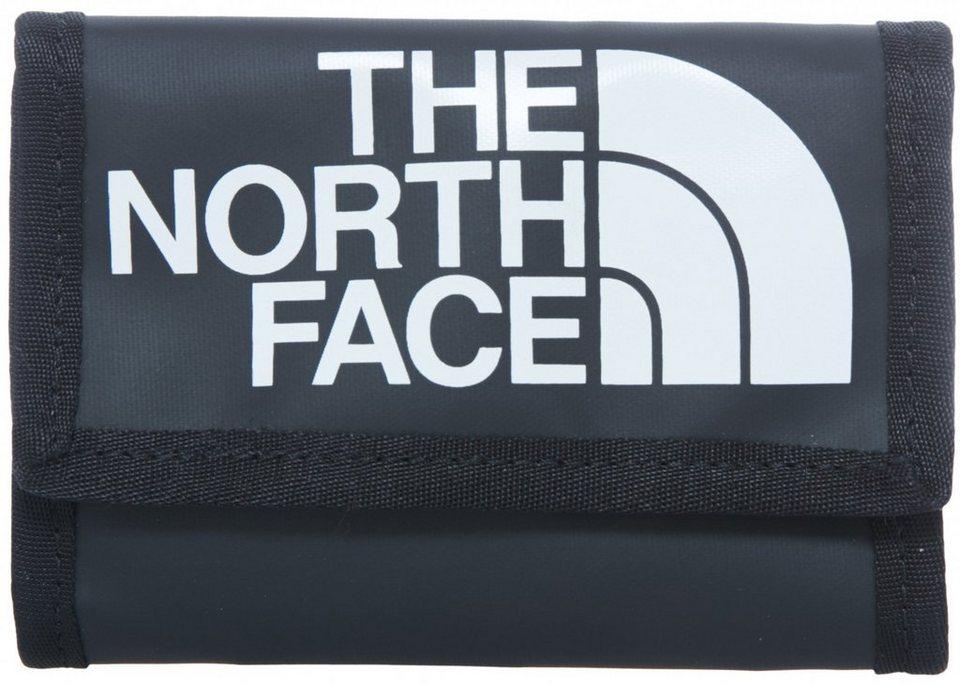 The North Face Wertsachenaufbewahrung »Base Camp Wallet« in schwarz