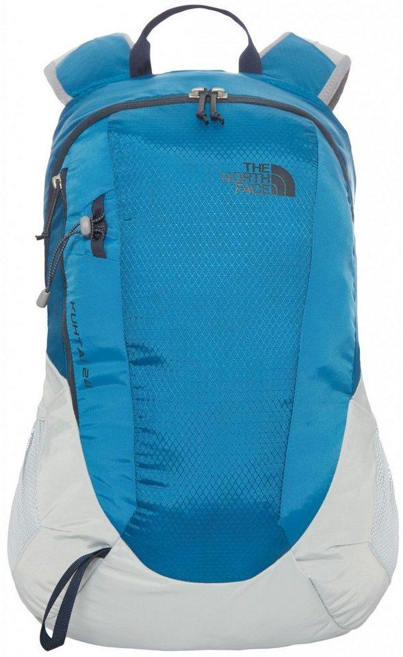 The North Face Sport- und Freizeittasche »Kuhtai 24 Backpack« in blau