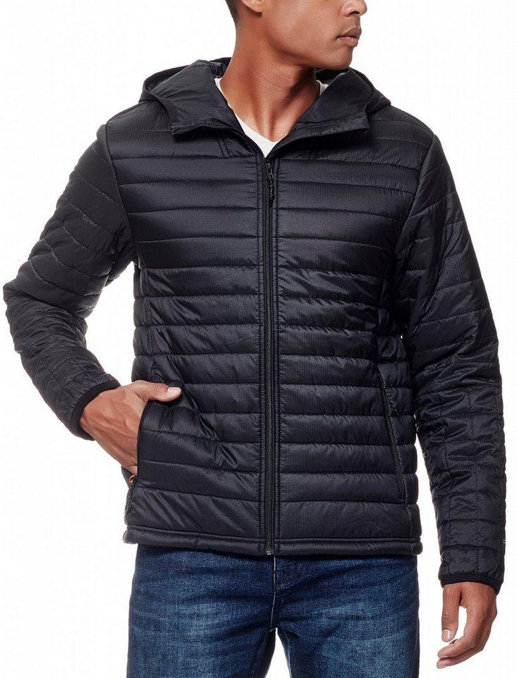 Icebreaker Pullover »Stratus LS Zip Hood Men« in schwarz
