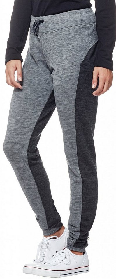 Icebreaker Outdoorhose »Zoya Pants Women« in grau