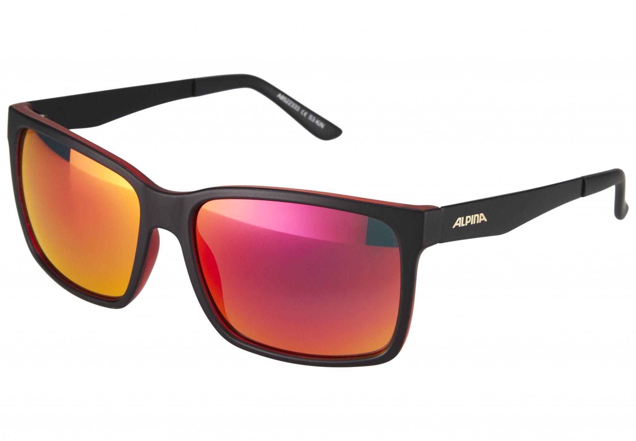 Alpina Radsportbrille »Don Hugo«