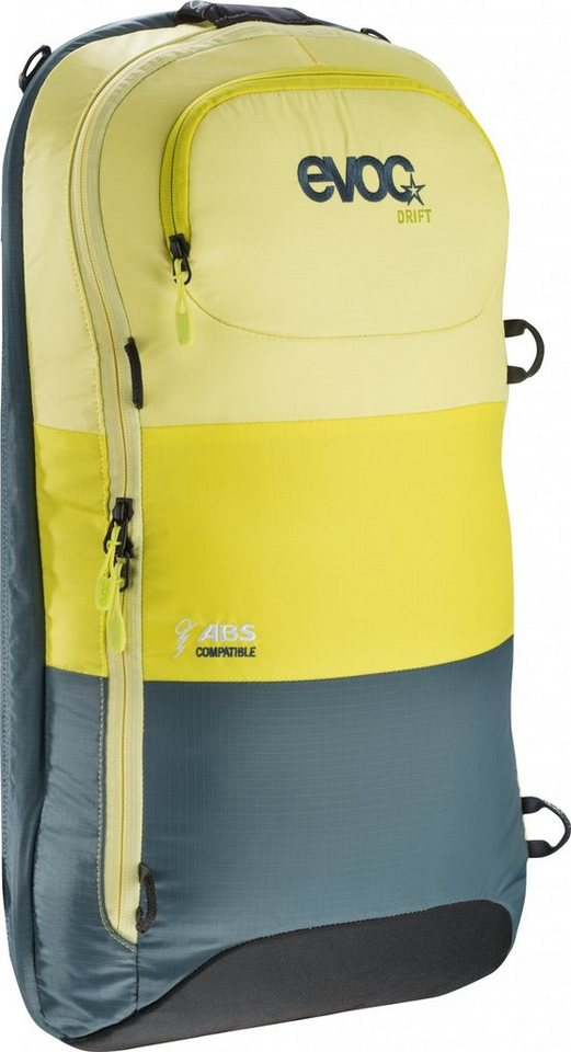 Evoc Lawinenrucksack »Zip-On ABS - Drift Backpack 10 L« in gelb
