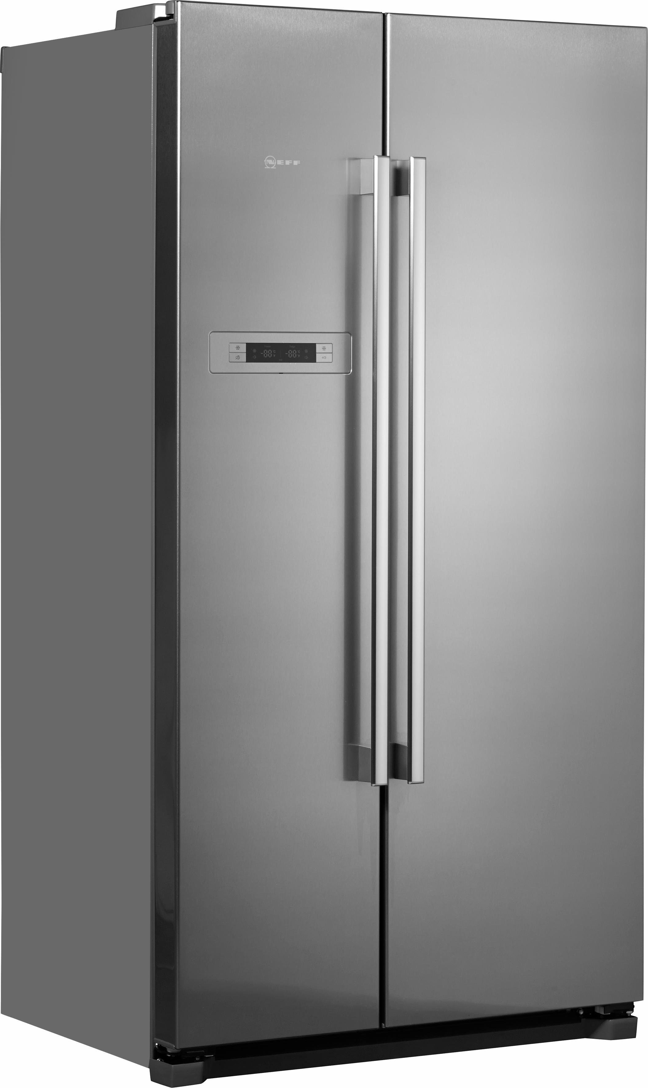 NEFF Side-by-Side KSA778, 177 cm hoch, 91 cm breit