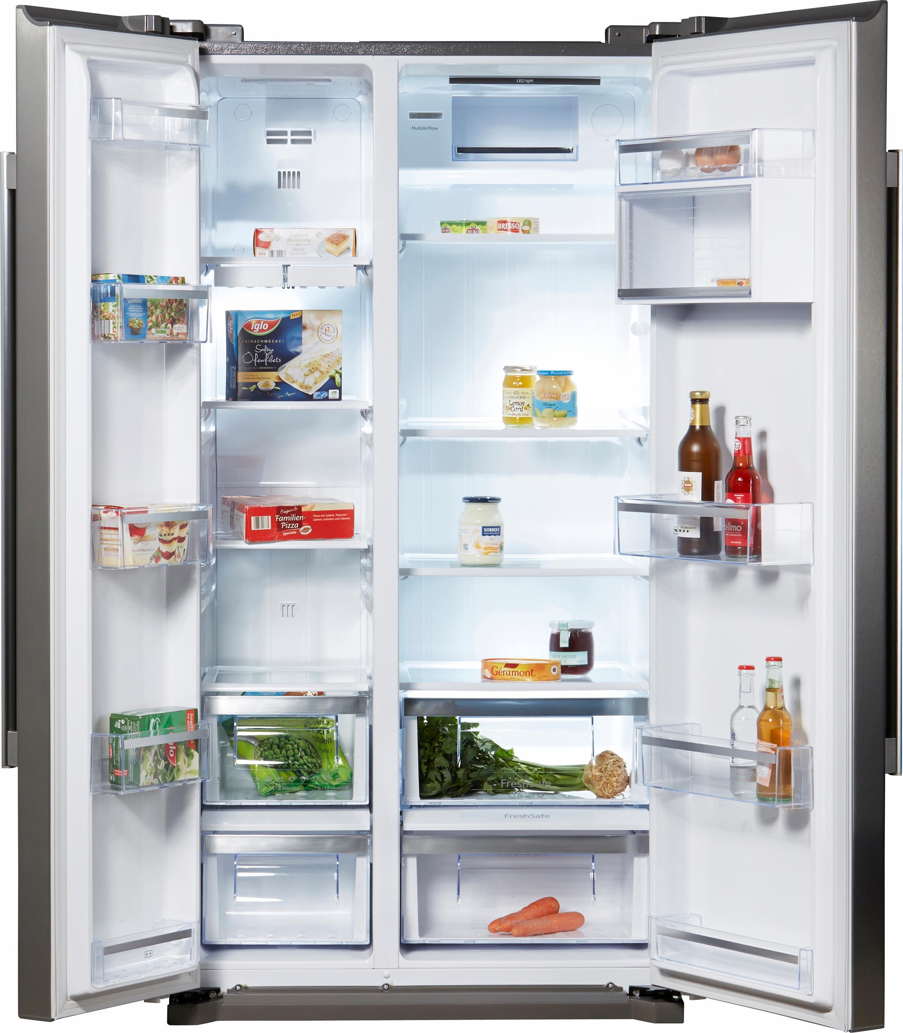 Kühlschrank Side By Side Preisvergleich • Die besten Angebote online ...