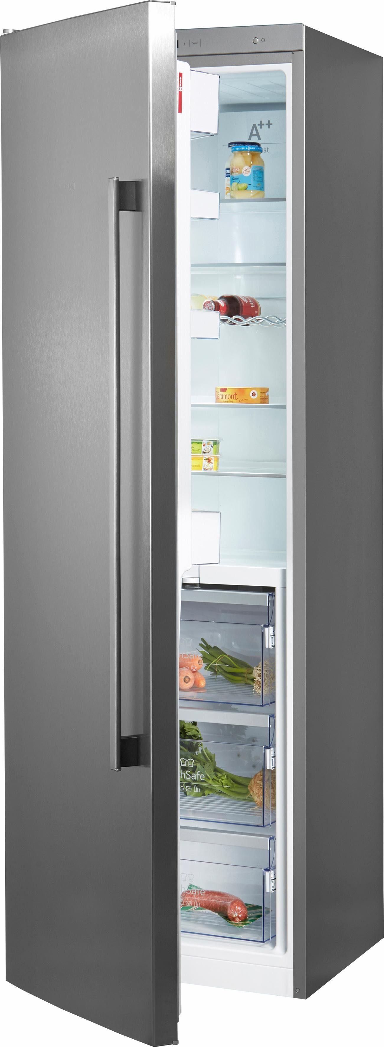 Neff Stand Kühlschrank KSN 858 A2 / KS8348I30, A++, 186 cm