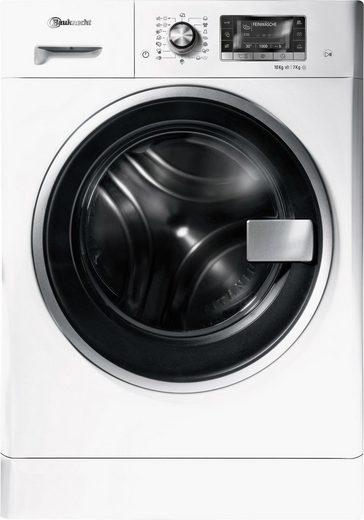 bauknecht waschtrockner watk prime 10716 10 kg 7 kg 1600 u min online kaufen otto. Black Bedroom Furniture Sets. Home Design Ideas