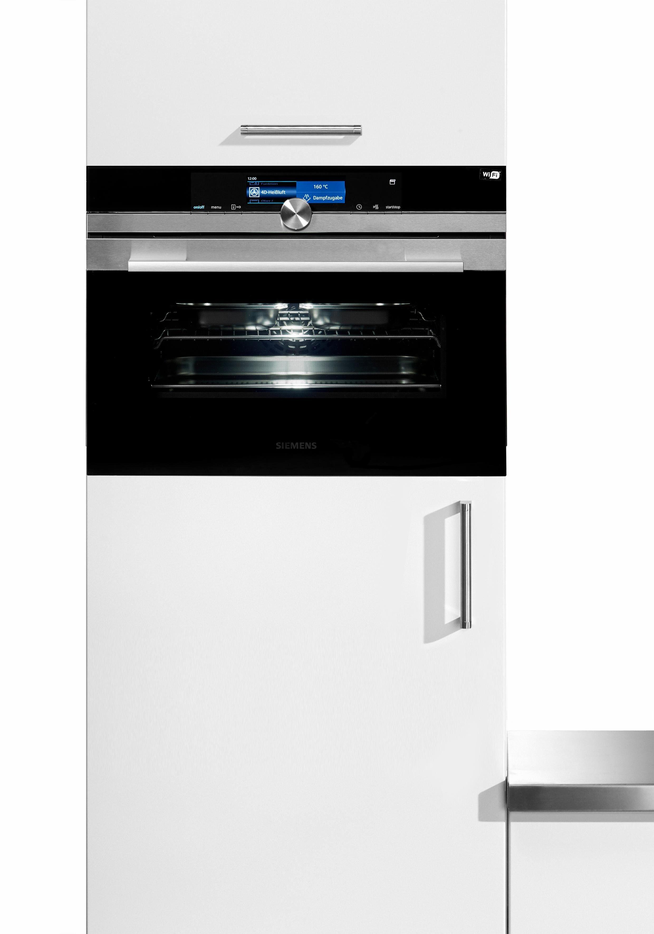 "Siemens Einbau-Kompaktdampfbackofen iQ700 ""CS658GRS6"" - Home Connect fähig, A+"