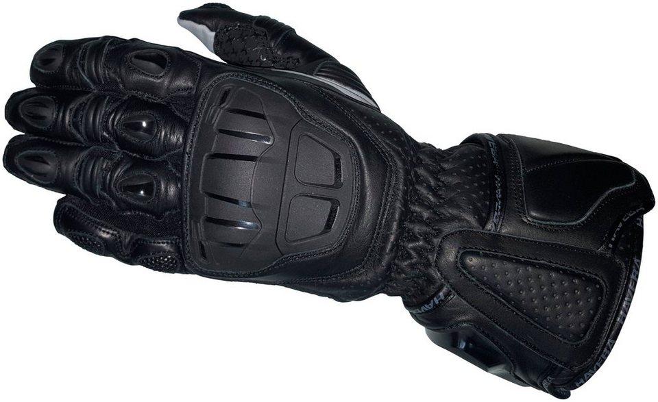 Haveba Motorradhandschuhe »Runnix« in schwarz