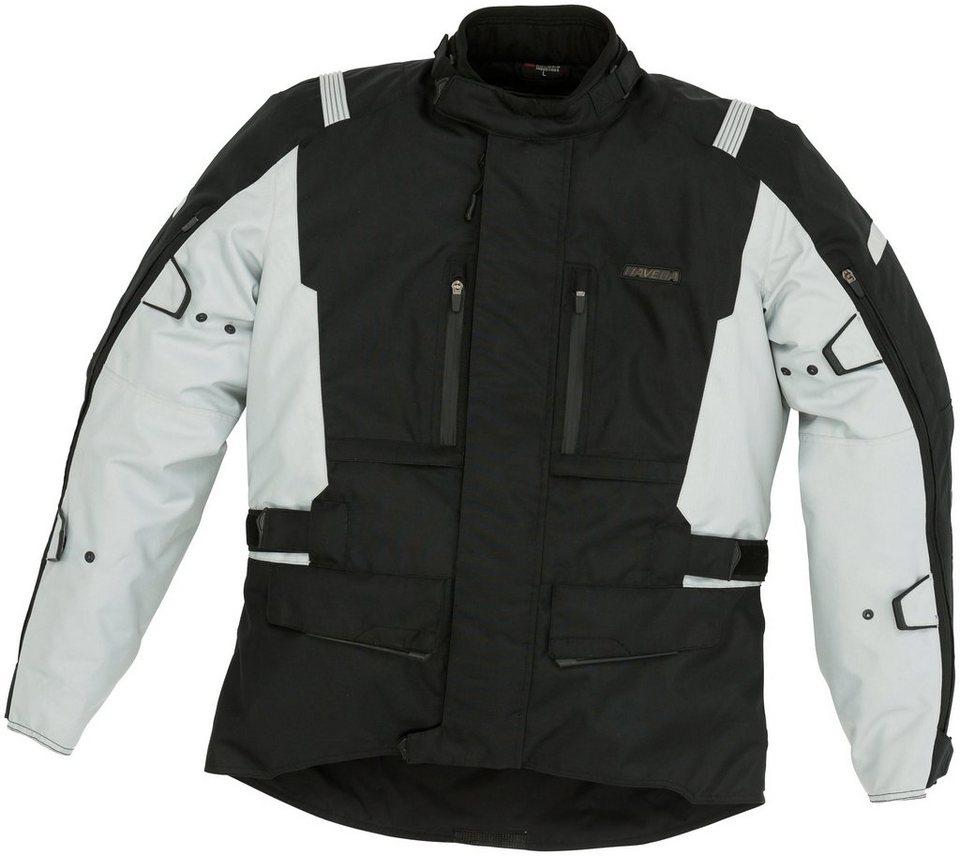 Tourenjacke »Dingo Evo« in schwarz/grau