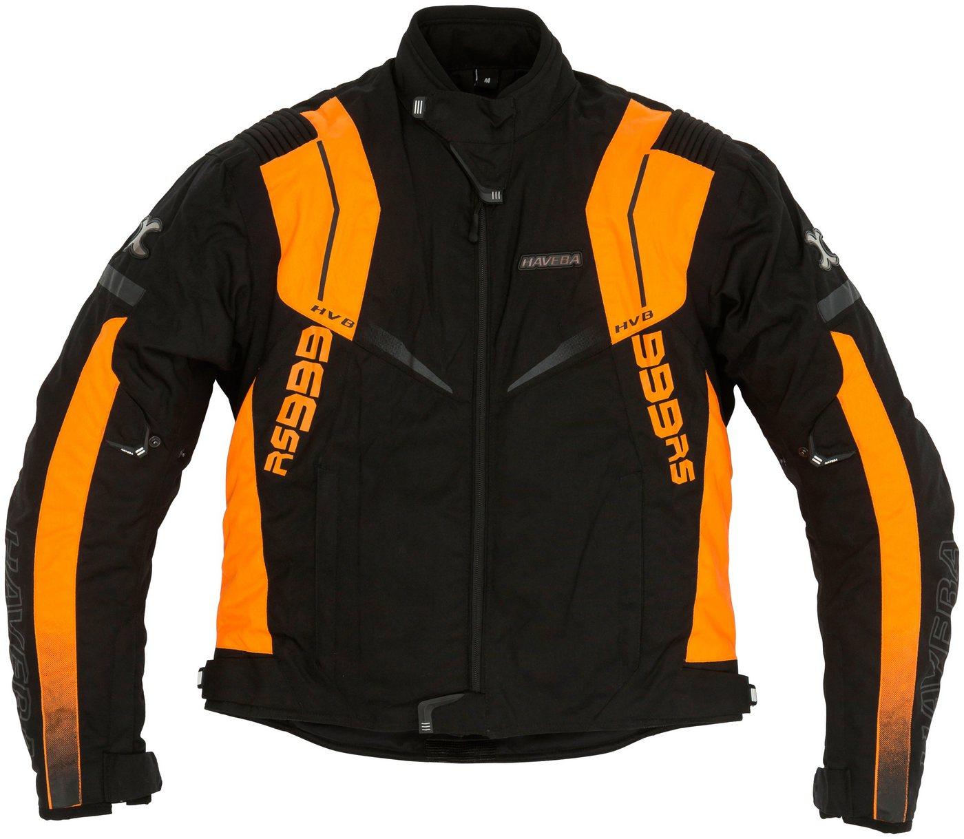 Haveba Herrenmotorradjacke »HVB 999 RS« Sale Angebote