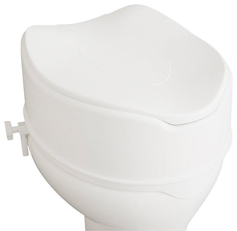 WC-Sitz »Dalia Plus mit Sitzerhöhung « in weiß