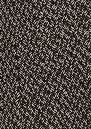Boysen's Wollmantel mit abnehmbarem Fellimitatkragen