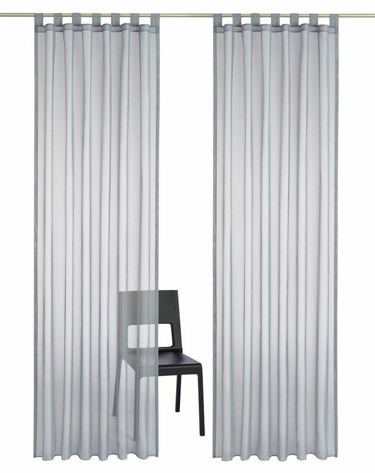 gardinen deko vorh nge modern gardinen dekoration. Black Bedroom Furniture Sets. Home Design Ideas