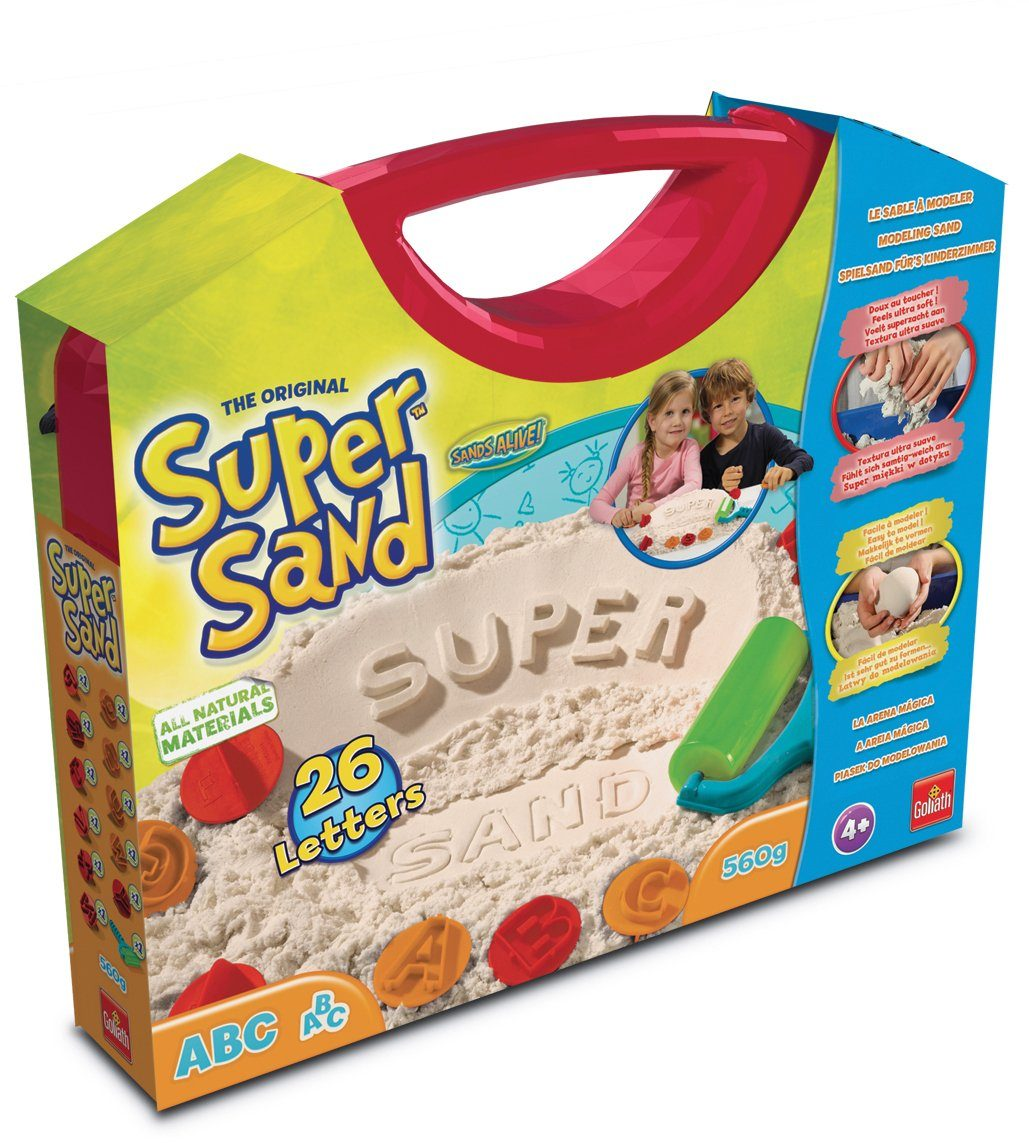 Goliath Sandspiel, »Super Sand ABC«