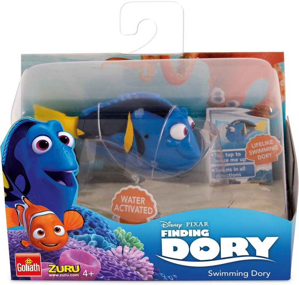 Goliath Wasserspielzeug, »Disney Pixar Finding Dory - Swimming Dory«