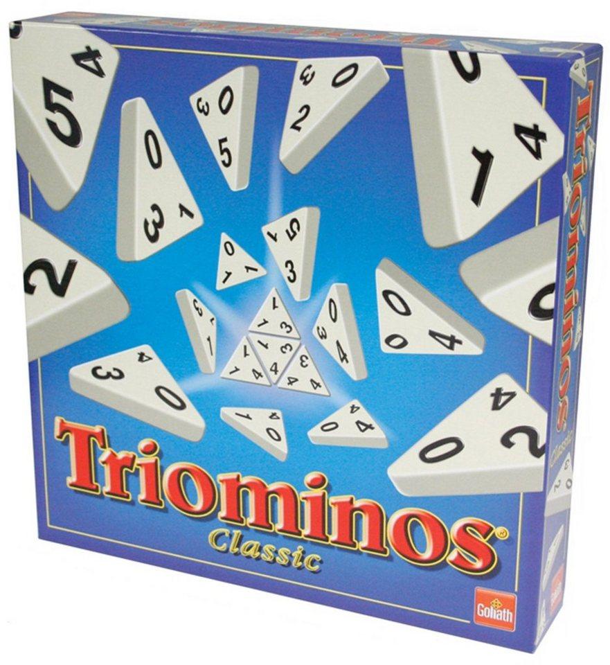 Goliath Logikspiel, »Triominos Classic«