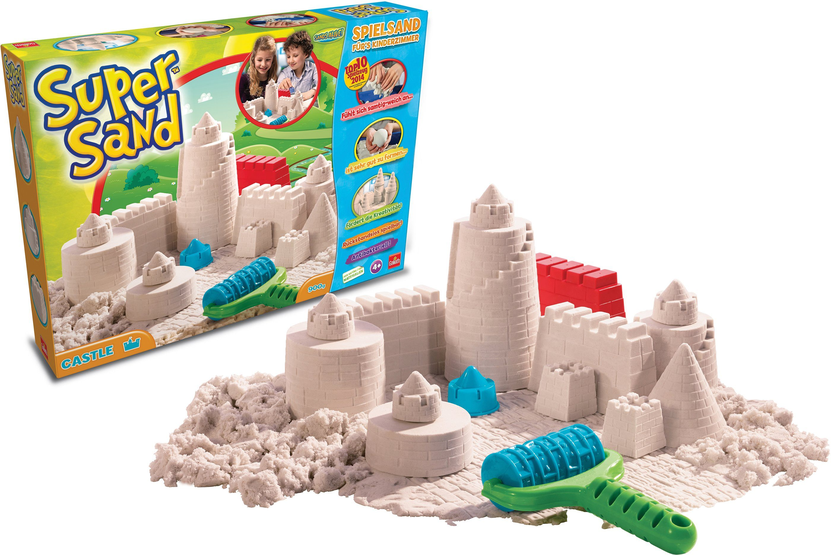 Goliath Sandspiel, »Super Sand Castle«