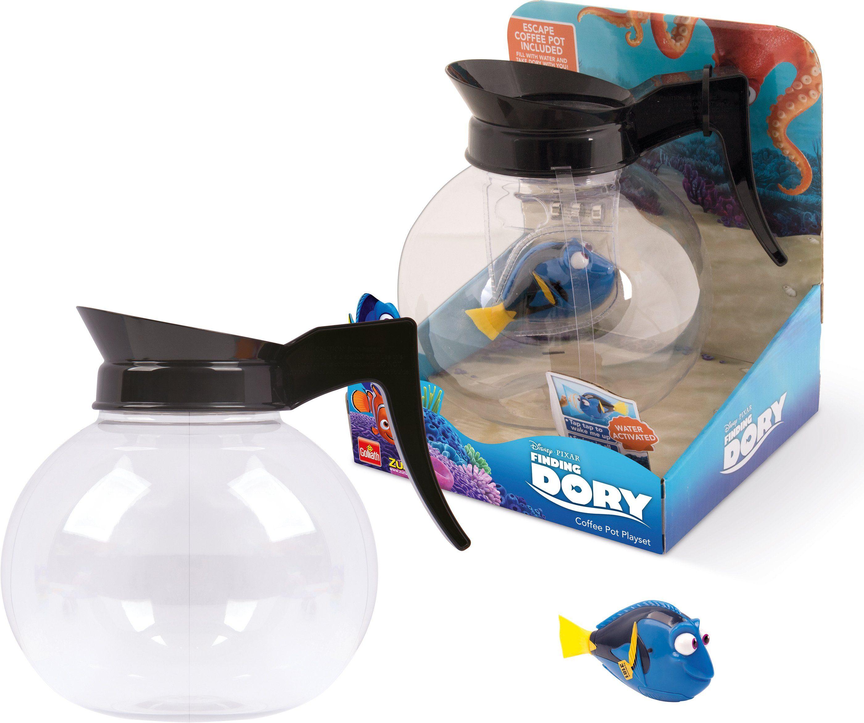 Goliath Wasserspielzeug, »Disney Pixar Finding Dory - Coffee Pot Playset«