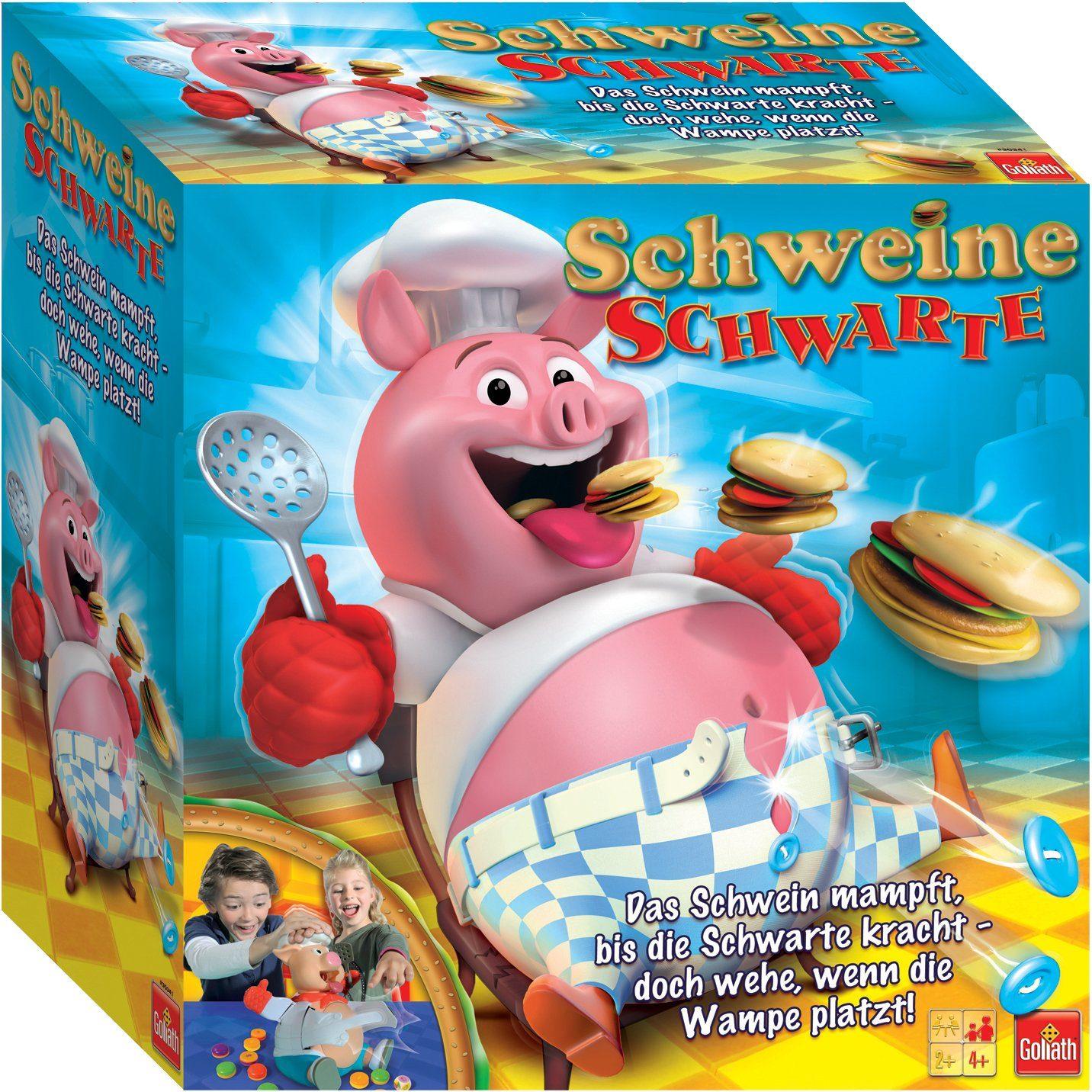 Goliath Actionspiel, »Schweine Schwarte«
