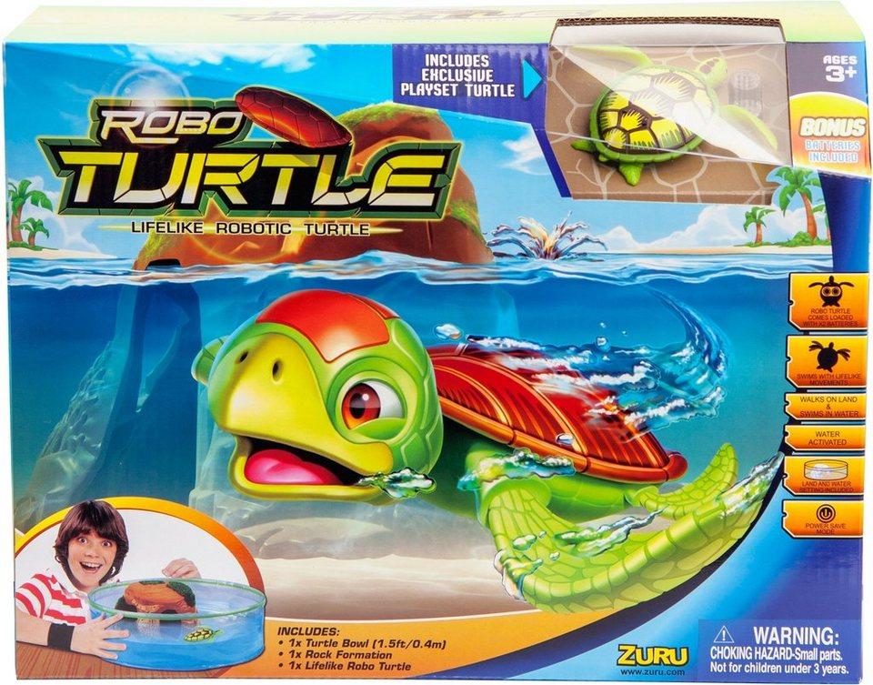 Goliath Wasserspielzeug, »RoboTurtle Playset«